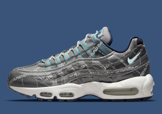 Nike Sportswear Leaves Its Mark On The Latest Nike Air Max 95