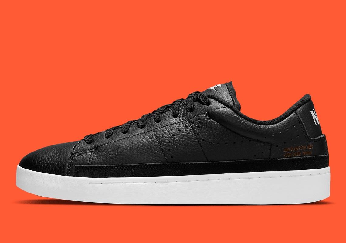 Nike Blazer Low Black White DA2045-001 Release   SneakerNews.com