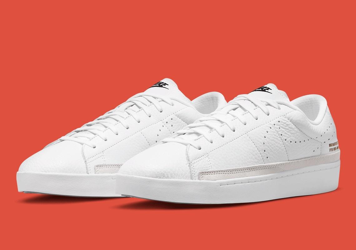 Nike Blazer Low X White DA2045-100 Release Date   SneakerNews.com