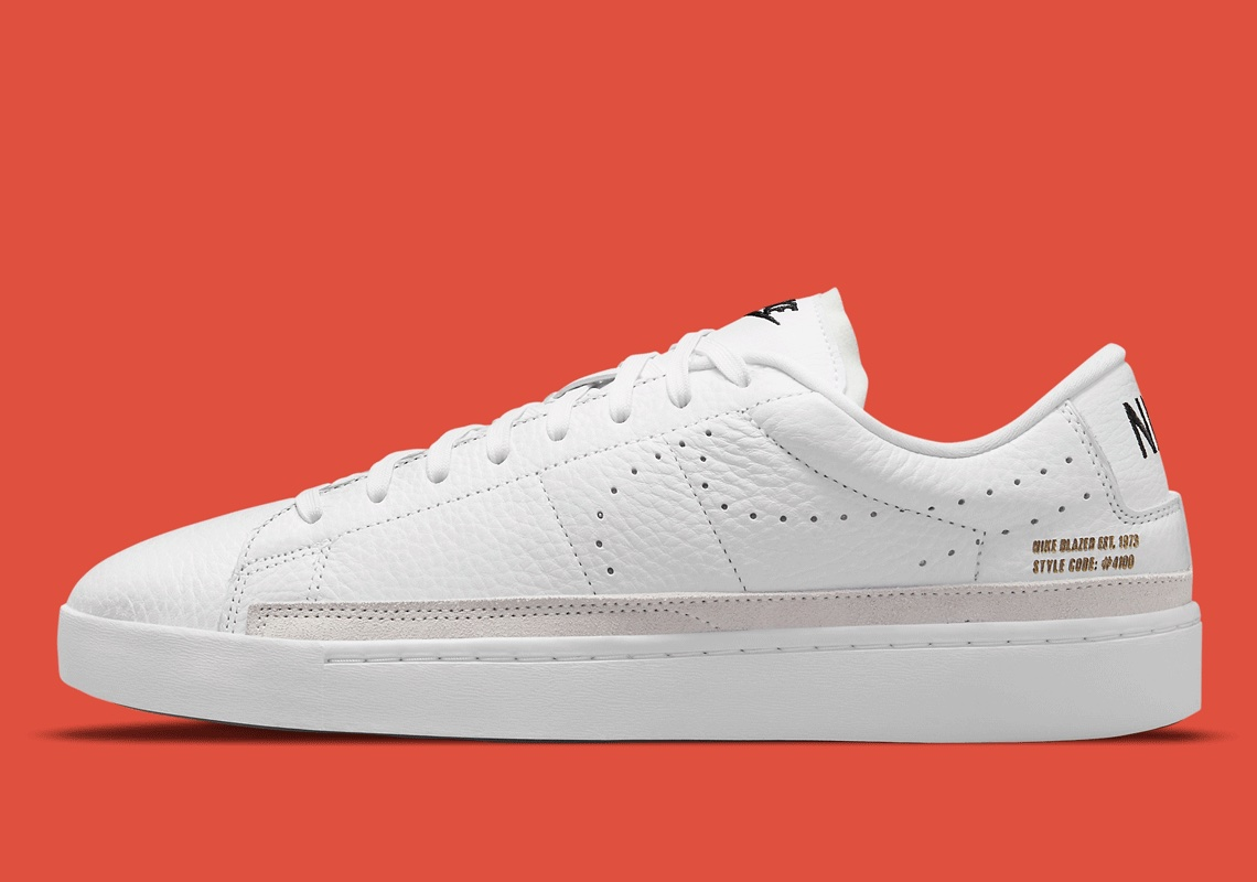 Nike Blazer Low X White DA2045-100 Release Date | SneakerNews.com