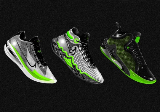 Nike Basketball Unveils Its Latest Performance Franchise With The GT Greater Than Series