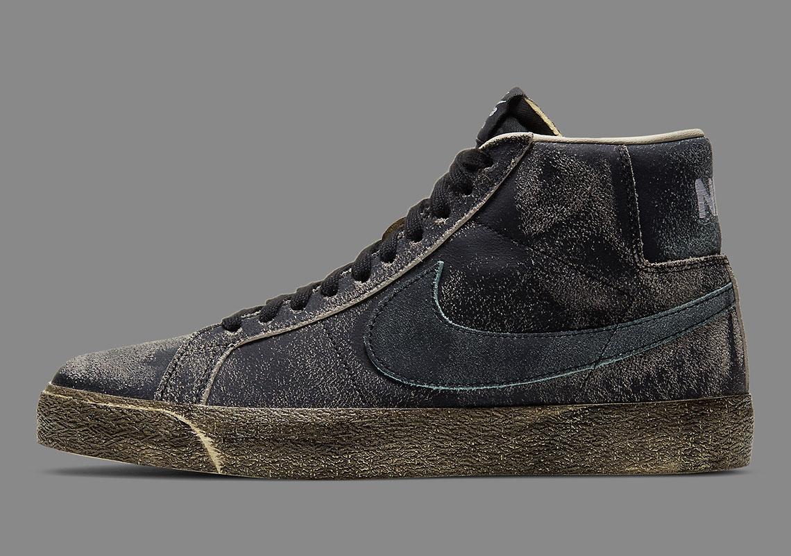 Nike SB Blazer Mid Premium DA1839-001 | SneakerNews.com