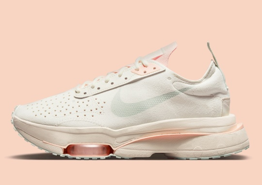 "An Attractive ""Guava Ice"" Covers This Nike Zoom Type"