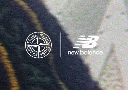 Stone Island And New Balance Officially Announce Collaboration; Releases To Arrive Later This Year
