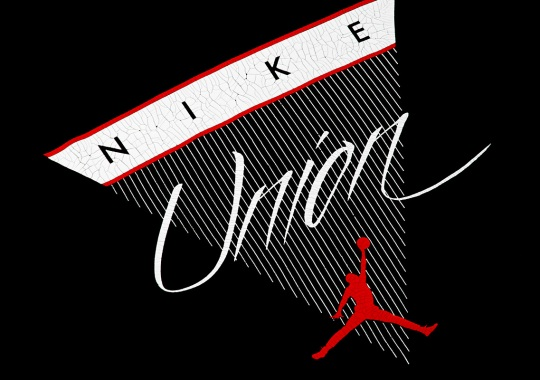 Union Confirms Jordan And Nike Collaborations For 30th Anniversary