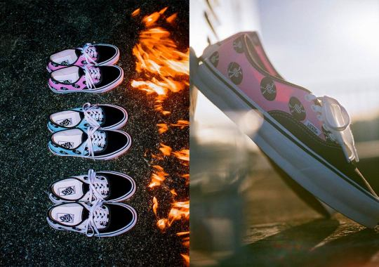 Wacko Maria Draws From Analog Sound For Their Upcoming Vans Authentics