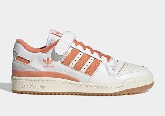 Copper And Cream Land On The Latest adidas Forum Low