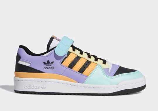This adidas Forum Lo Is Ready For Easter