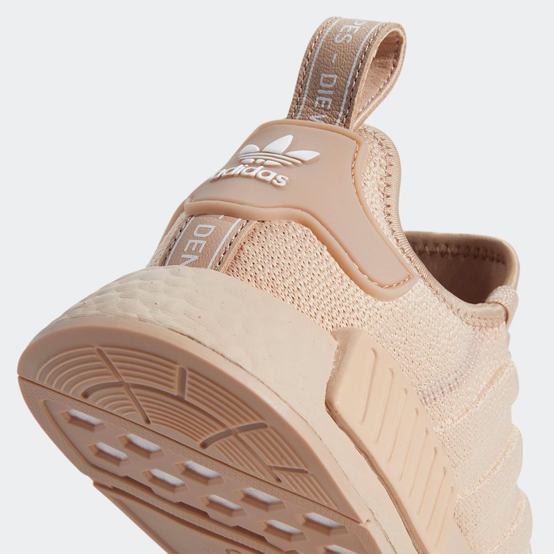 adidas NMD R1 Ash Pearl GX2593 | SneakerNews.com