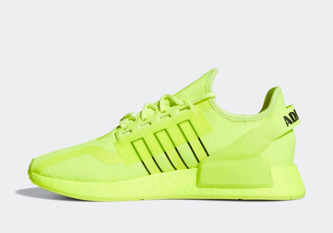 adidas nmd r1 jaune