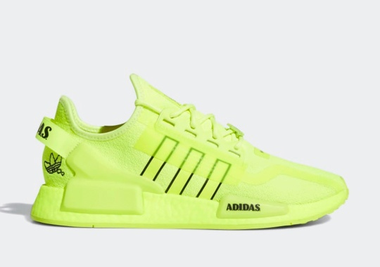 "The adidas NMD R1 V2 Gets A ""Tennis Ball"" Look"