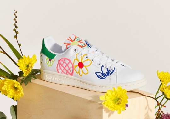 """adidas Originals' """"Stan Smith, Forever"""" Initiative Aims To End Plastic Waste"""