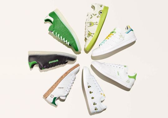 """Kermit The Frog And Other Disney Icons Help Usher In The Next Chapter Of """"Stan Smith, Forever"""""""