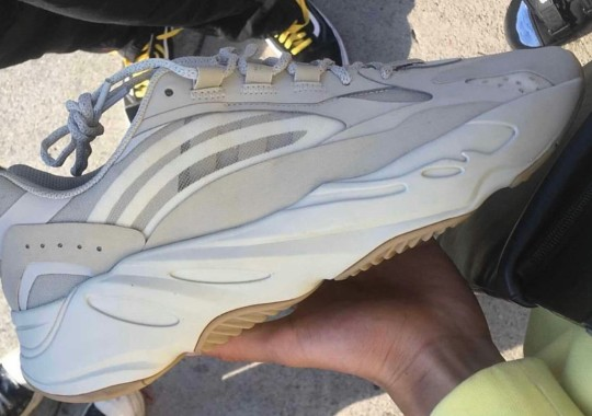 adidas Yeezy Boost 700 V2 Revealed With Transparent Uppers