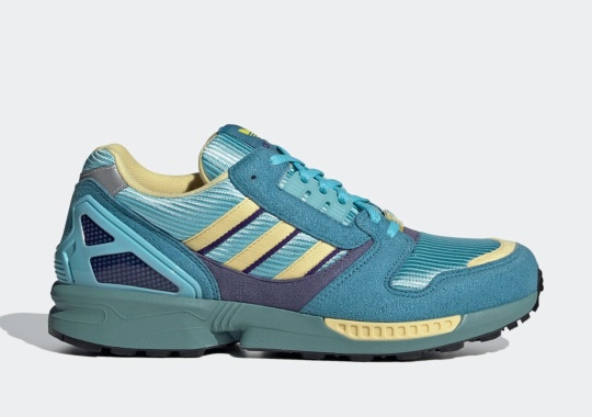 adidas To Drop A Slight Spin-Off To The OG ZX 8000