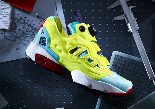 """adidas' """"A-ZX"""" Series Taps Reebok For New ZX Pump Silhouette"""