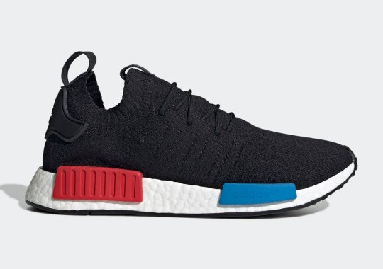 adidas Channels The Original NMD R1 With Full Primeknit Uppers