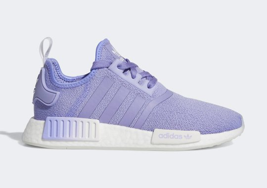 Light Purple Pastels Arrive On This Easter-Friendly adidas NMD R1