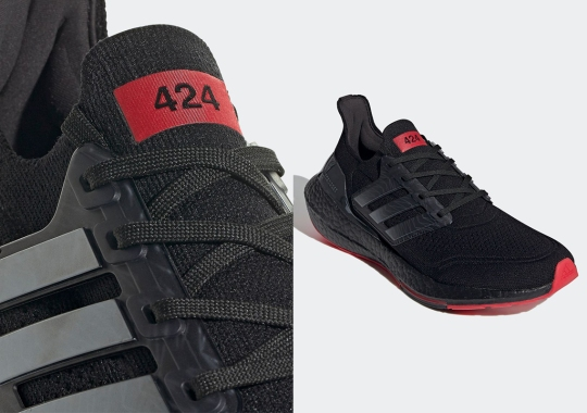 424 And adidas Honor Arsenal With A Sleek Ultraboost 21