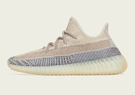 """adidas Yeezy Boost 350 v2 """"Ash Pearl"""" Releases On March 20th"""