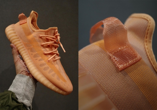 """First Look At The adidas Yeezy Boost 350 v2 """"Mono Clay"""""""