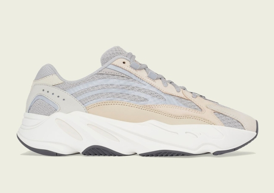 "Where To Buy The adidas Yeezy Boost 700 V2 ""Cream"""