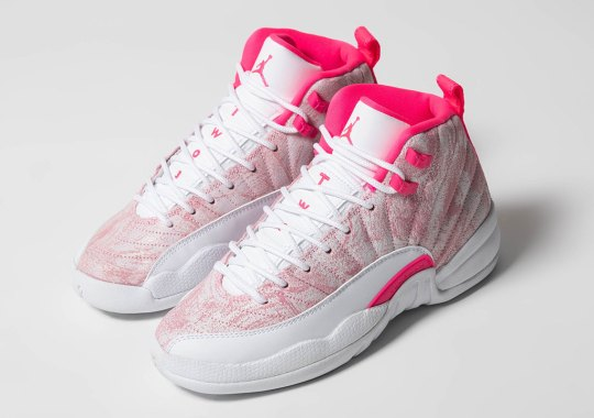 "Where To Buy The Air Jordan 12 ""Arctic Pink"""