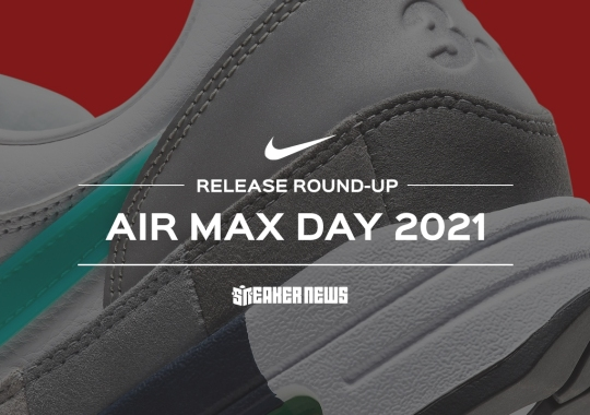 Air Max Day 2021 Release Line-Up Preview
