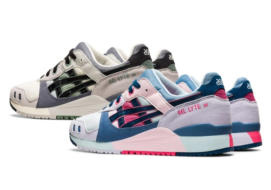 "ASICS Takes The GEL-Lyte III To The ""Back Streets Of Japan"""
