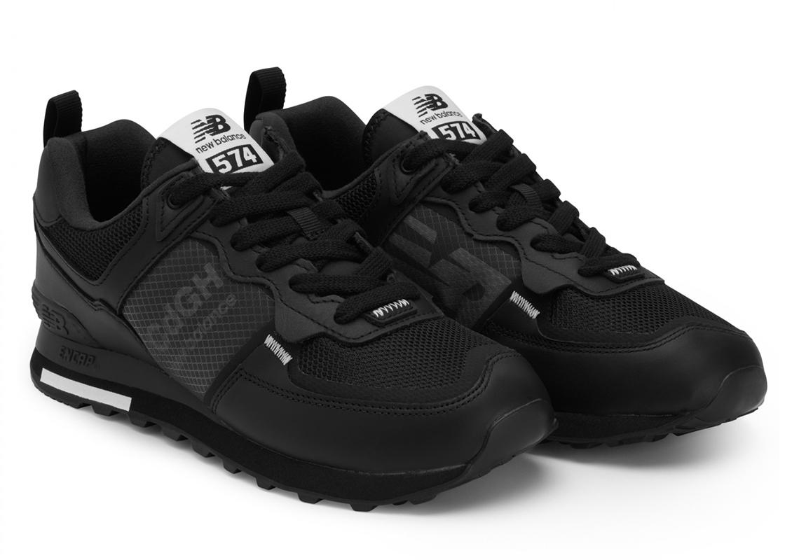 COMME des GARCONS Homme New Balance 574   SneakerNews.com