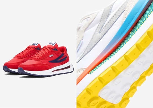 FILA Blends Heritage And Modern-Day Comfort Perfectly With New Renno Sneaker