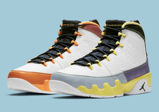 """The Air Jordan 9 Womens """"Change The World"""" Releases Tomorrow"""