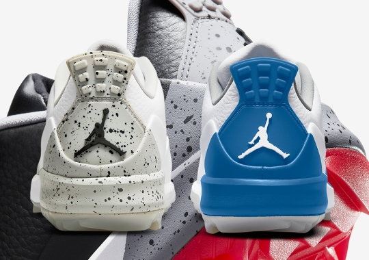 The Air Jordan 4 Inspires The Latest Jordan ADG 3 Golf Shoe