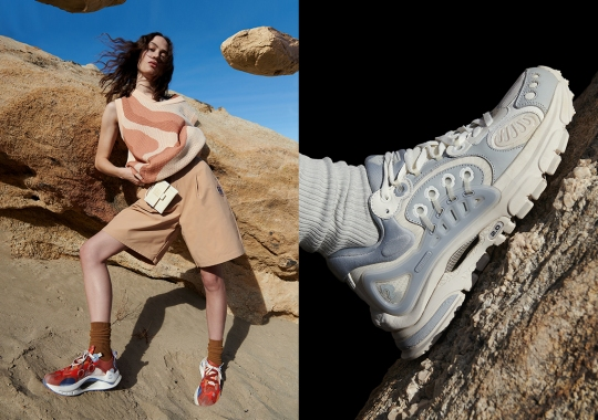 """Li-Ning Debuts New Explorative Footwear With SS21 """"New Frontier"""" Collection"""