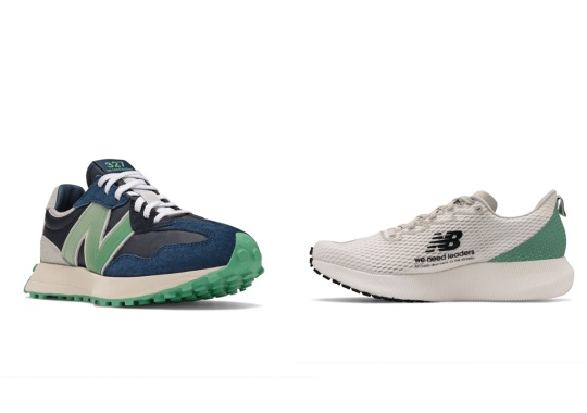 """The New Balance """"WE NEED LEADERS"""" Capsule By Public School's Dao-Yi Chow Releases On March 19th"""