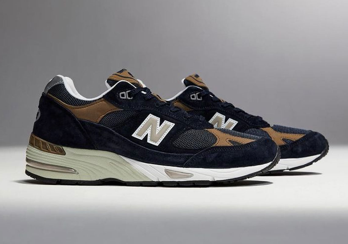 New Balance 991 Tan M991DNB Release Date |SneakerNews.com
