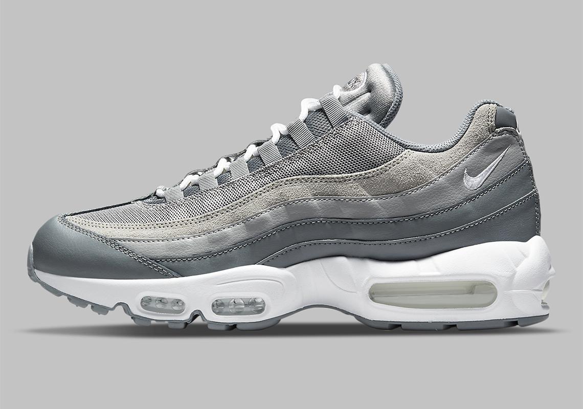 Nike Air Max 95 Grey Release Date | SneakerNews.com