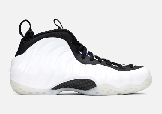 "The Nike Air Foamposite One Set To Drop In An Orlando Magic ""Home"" Colorway"