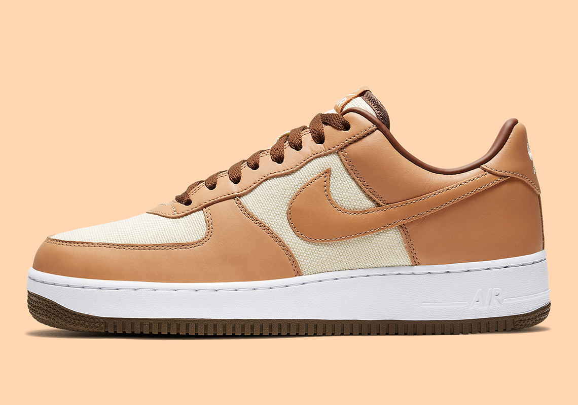Nike Air Force 1 Acorn DJ6395-100 Release Date | SneakerNews.com