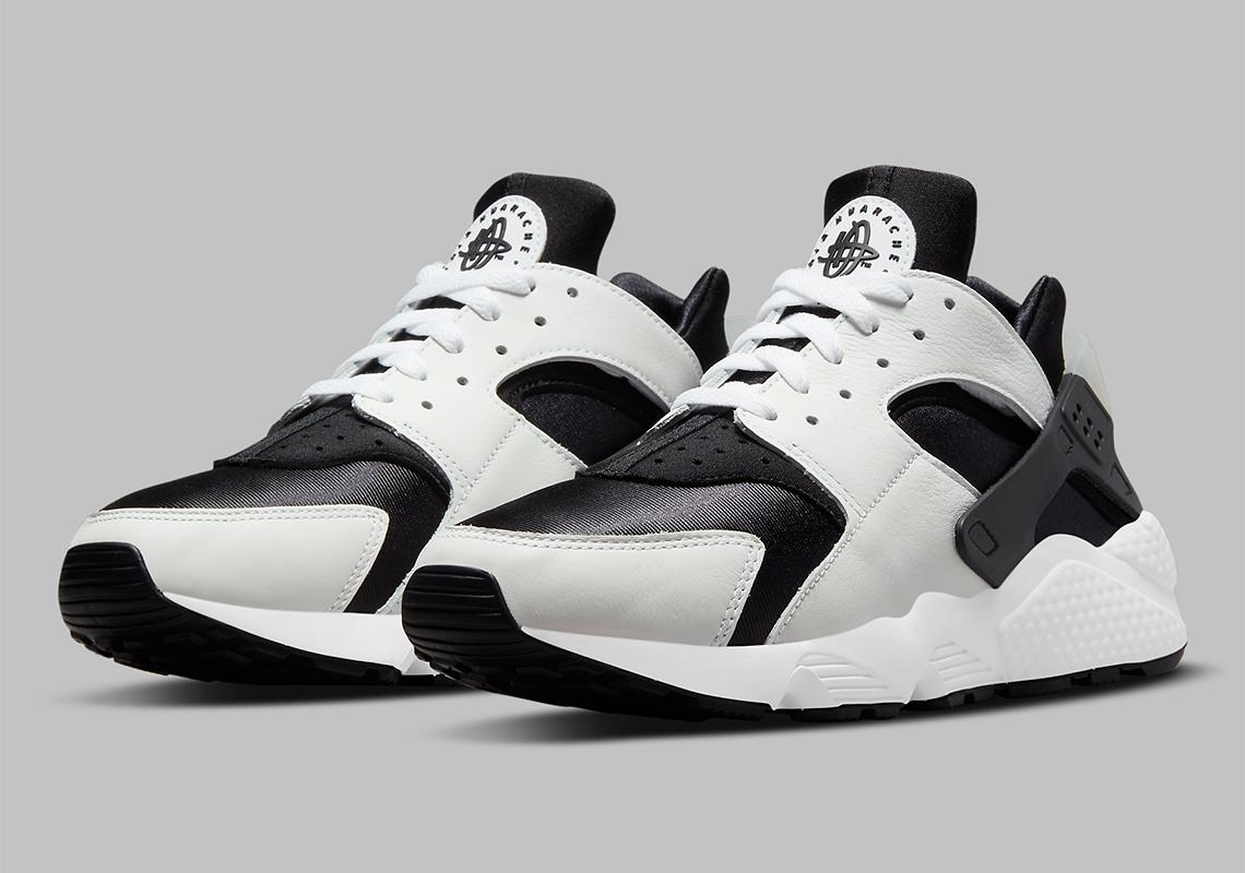 Nike Air Huarache OG White Black SneakerNews.com