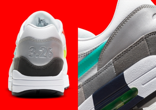 """Nike Air Max 1 """"Evolution Of Icons"""" To Release On Air Max Day"""