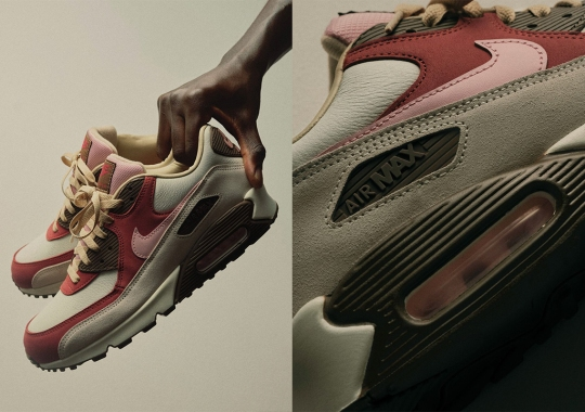 """The Nike Air Max 90 """"Bacon"""" Releases Tomorrow"""