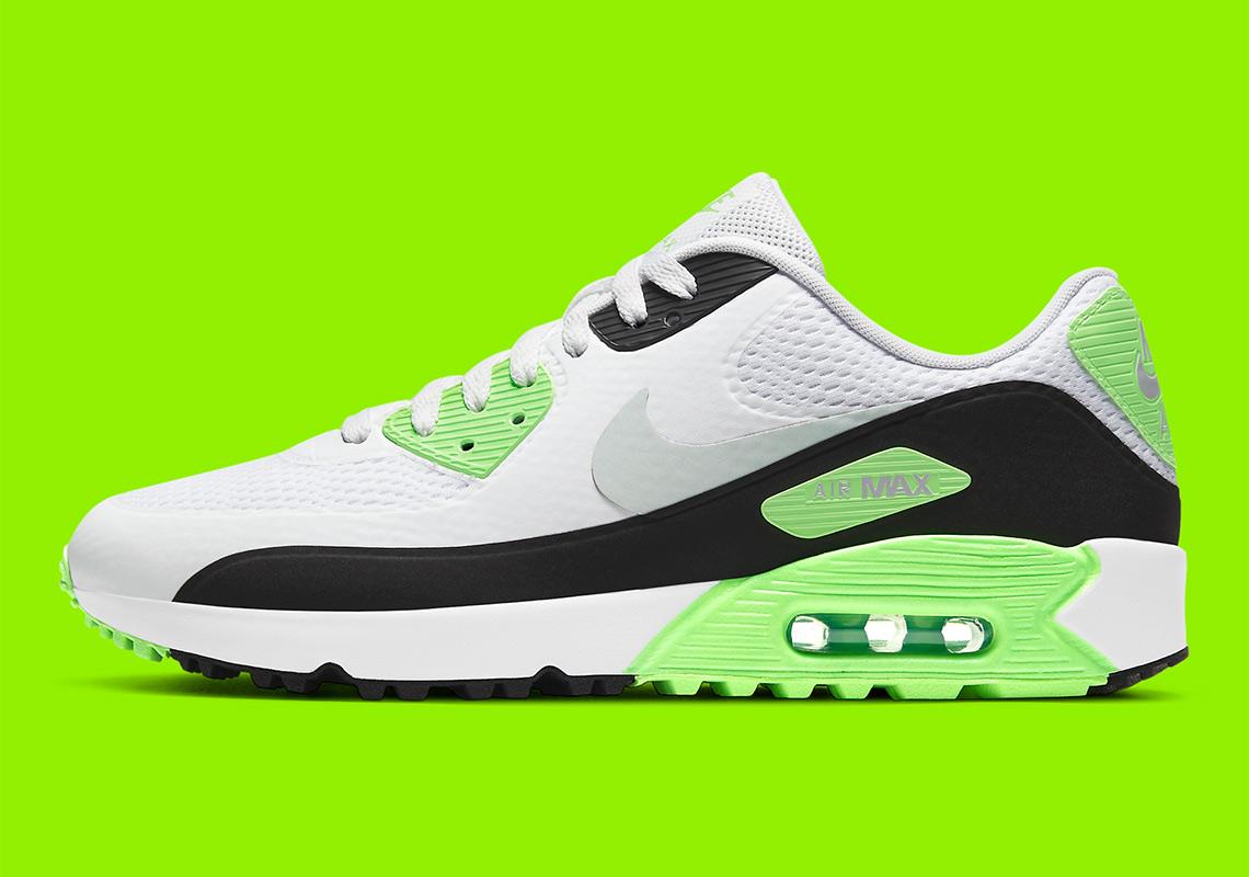 Nike Air Max 90 Golf CU9978-100 Release Info   SneakerNews.com