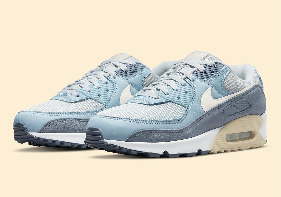 Nike Air Max 90 Pure Platinum Beach Ashen Slate DM2829-001 ...