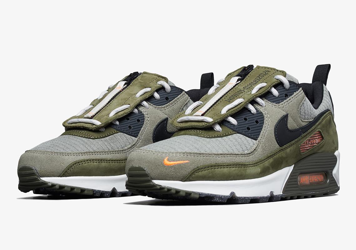 Nike Air Max 90 Surplus Supply DD5354-222 | SneakerNews.com