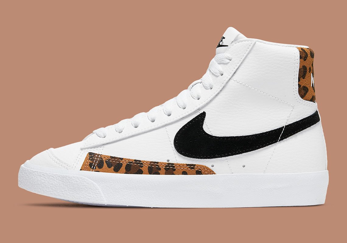 Nike Blazer Mid '77 GS White/Black DJ4603-100   SneakerNews.com