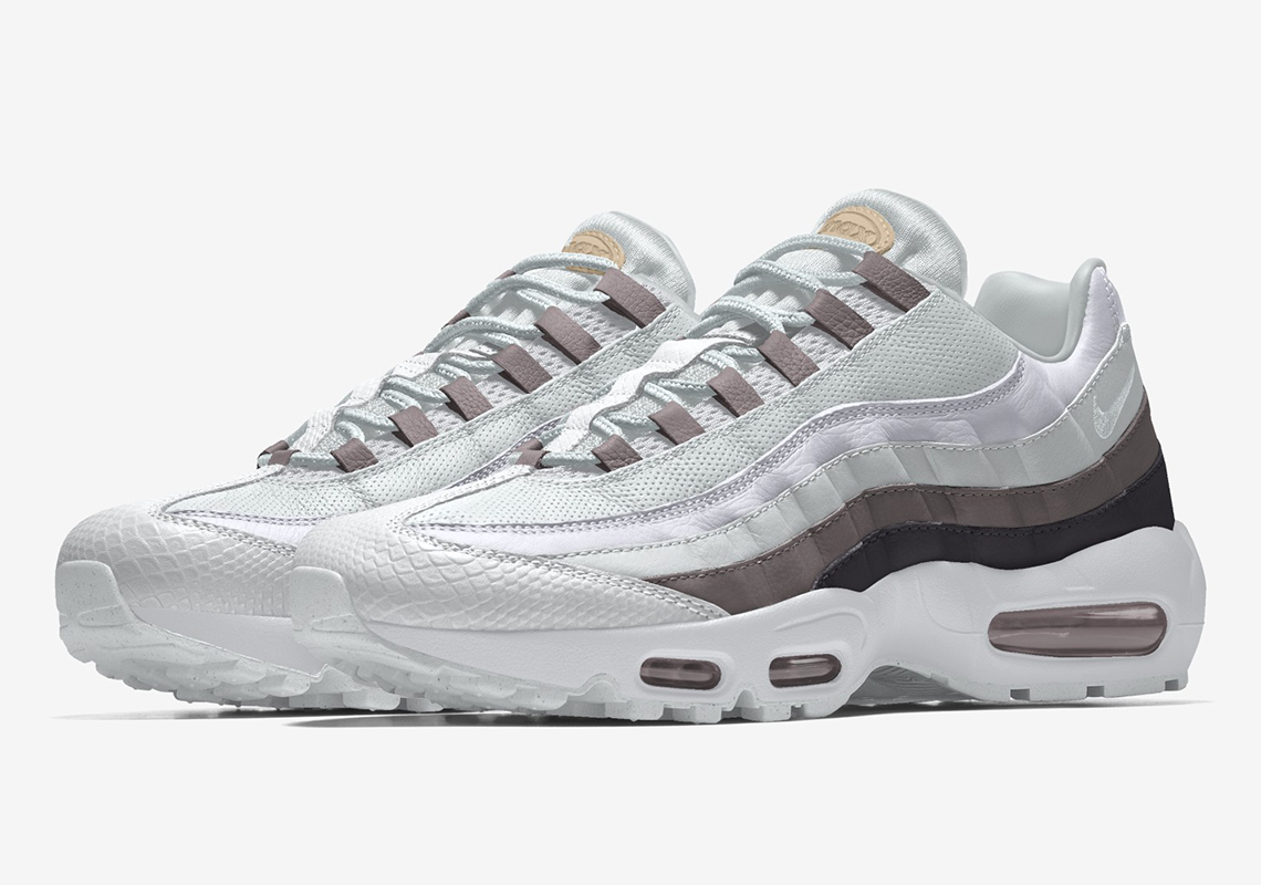 Nike Air Max 95 Premium By You 2021 Release Info | SneakerNews.com