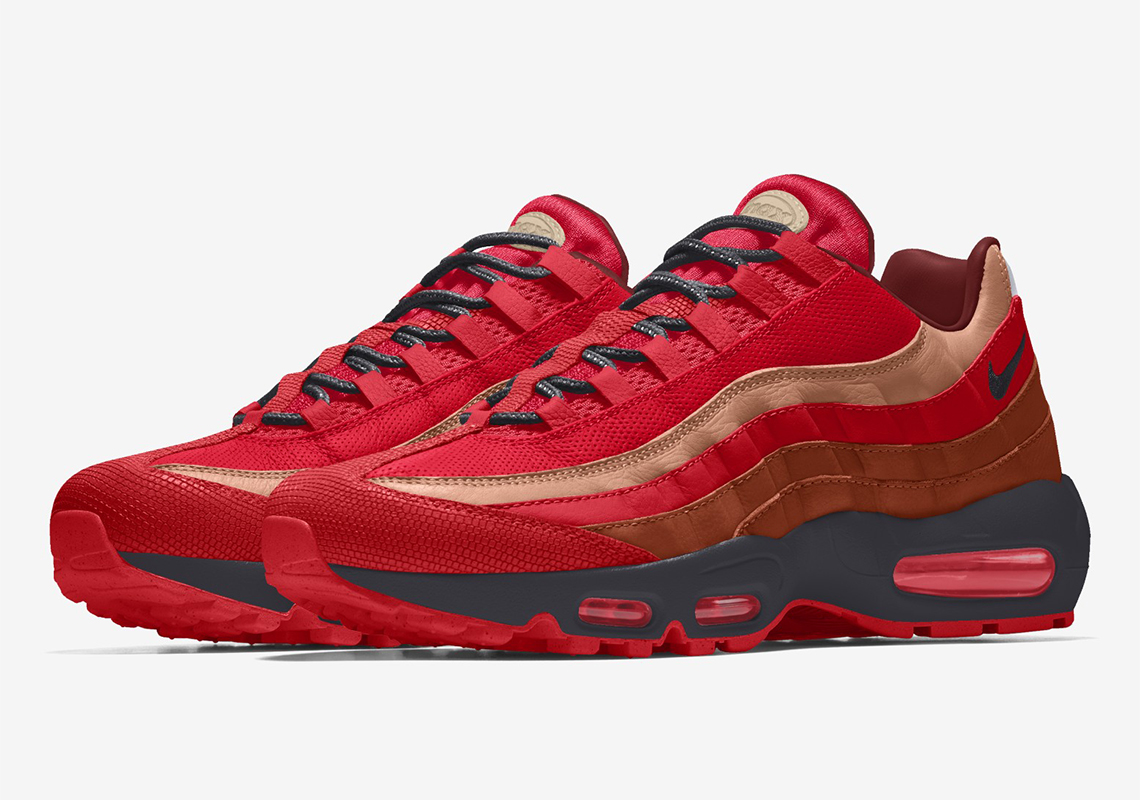 Nike Air Max 95 Premium By You 2021 Release Info   SneakerNews.com