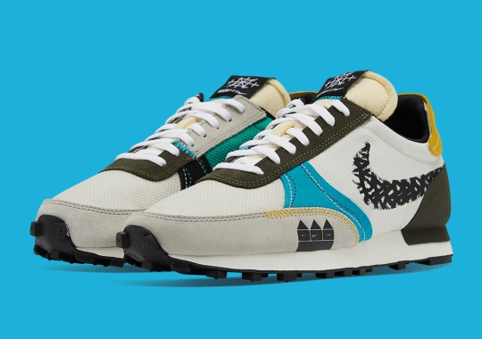 Nike Adds Running Heritage To This Eastern-Influenced Daybreak Type