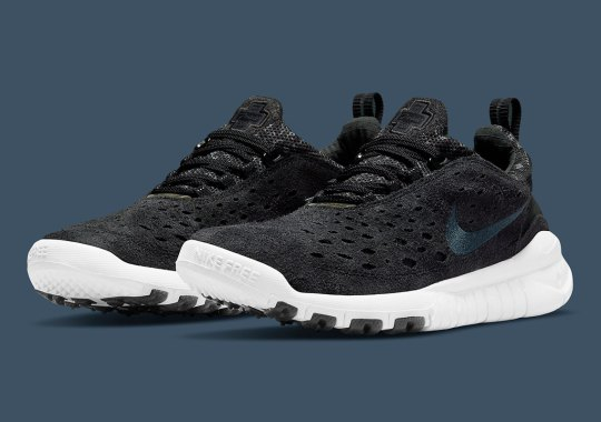 The Nike Free Run Trail To Return In Original Black And Anthracite